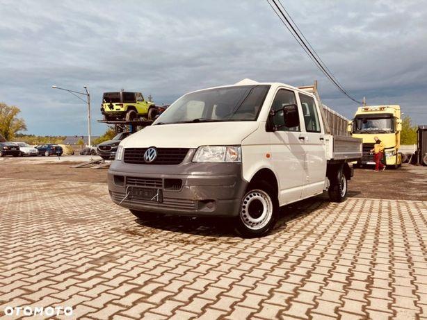 Volkswagen t5  Brygadowka Import De stan bdb