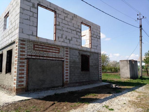 Продам дом - недострой приватизированный , Рай - Еленовка