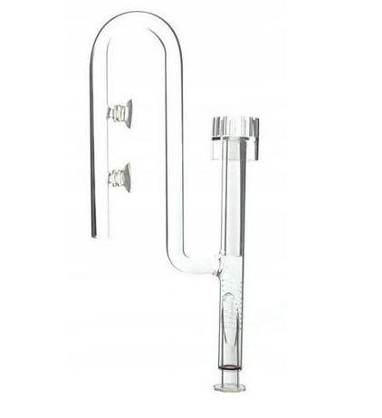 Skimmer, szklany wlot 12/16 mm do filtra zewnętrznego