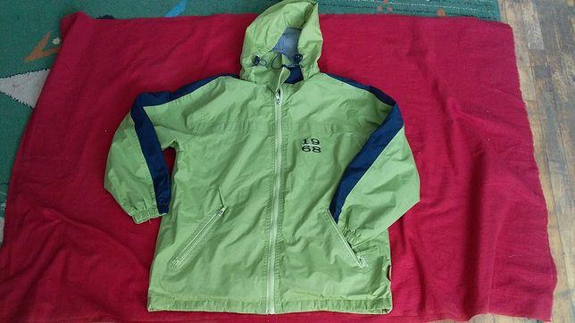 Куртка- ветровка на Х/Б подкладке для мальчика-Tony Brown -128