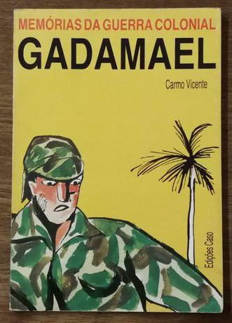 gadamael, memórias da guerra colonial, carmo vicente