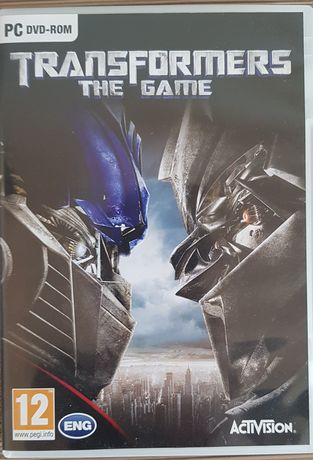 Gra Transformers the game PC