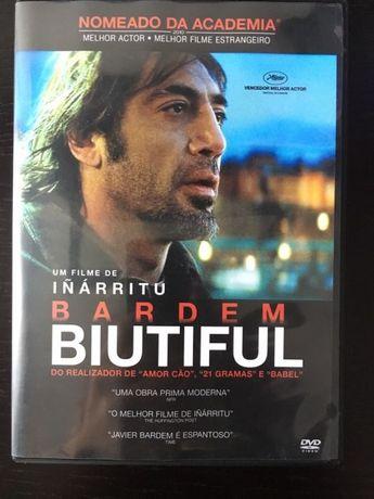 DVD Filme Biutiful