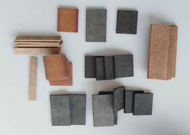 пластини, пластины , лопатки для вакуумних насосів