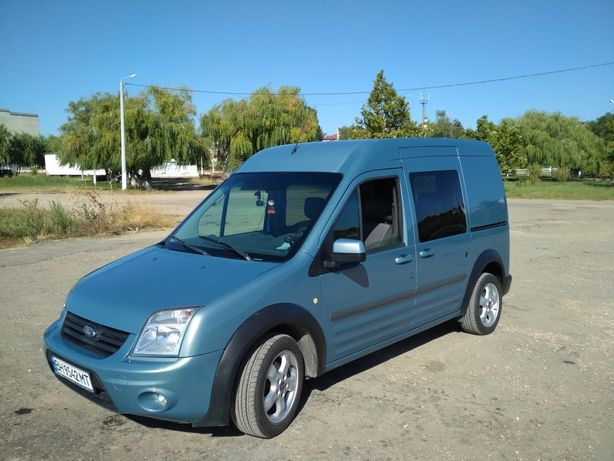 Ford Transit connect AКПП