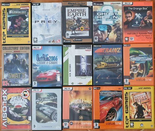 Jogos PC - desde 2.5€ - Raros!