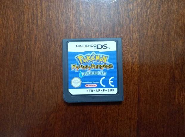 Pokemon Mystery Dungeon Blue Rescue Team   Nintendo DS / 3DS
