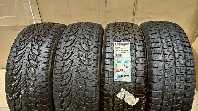 Шини 235/65R16C Pirelli // Firestone 2017р. 10,5мм! ЗИМА! с