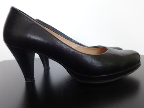 buty czółenka NIKOLL skóra r. 38