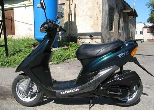 Разборка Honda Dio 34 35
