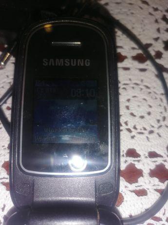 Telefon Samsung z klapką