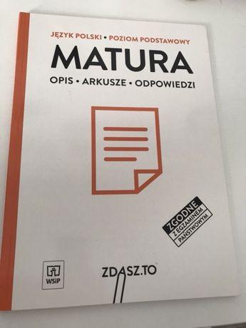 Repetytorium,arkusze,zadania maturalne język polski poziom podstawowy