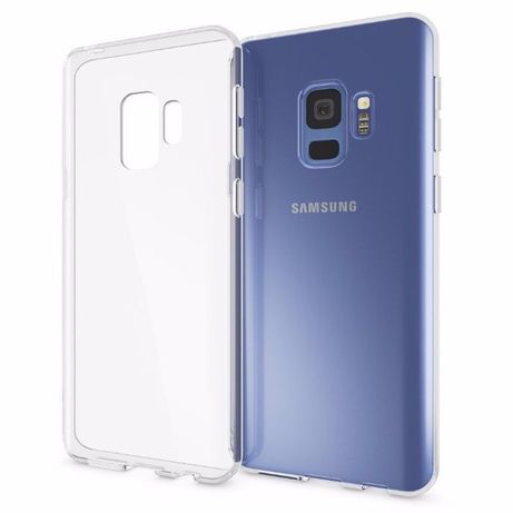 Etui CLEAR PRO Samsung Galaxy S10 S10E Plus A80 A70 A50 A40 A20e W-WA