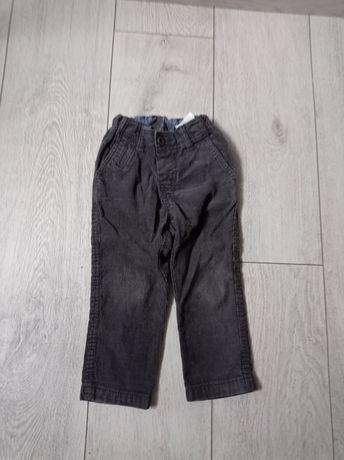 H&m Spodnie chłopięce r. 86