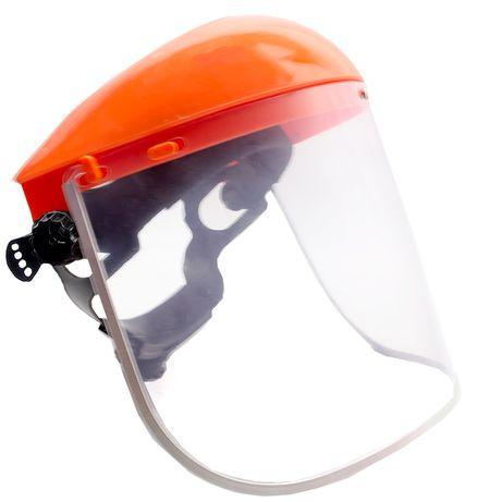 Maska ochronna osłona PCV do kosy piły spalinowej (KOS74)
