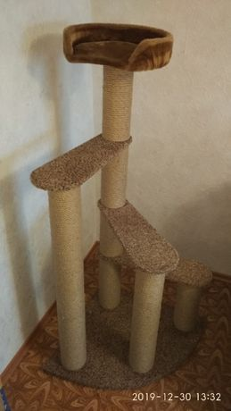 Когтеточка для котов и кошек