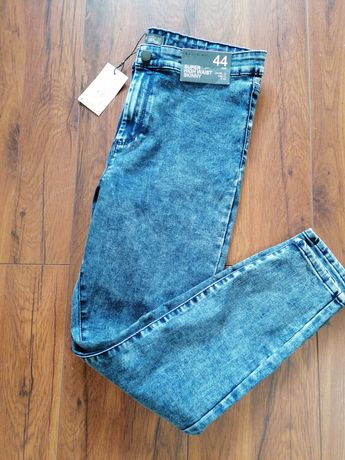 Elastyczne jeansy r44 primark