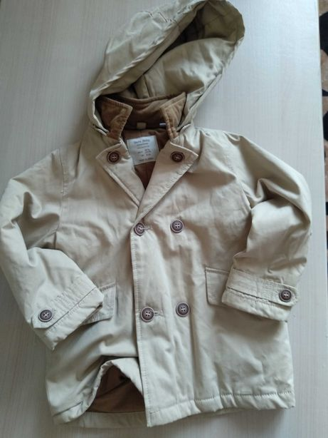 Плащ, пальто Zara baby, куртка