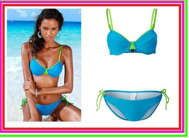 Stój kąpielowy bikini NOWY dwuczęściowy jednoczęściowy r. 42/80B