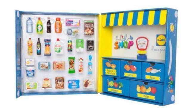 Coleção Completa Miniaturas Lidl Shop