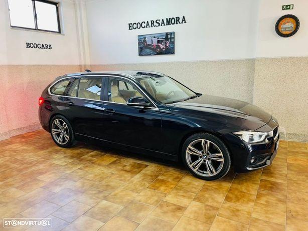 BMW 320 d Touring EfficientDynamics Line Luxury Auto