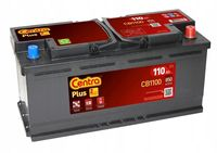 Akumulator Centra Plus CB1100 12V 110Ah 850A P+ Kraków EB1100