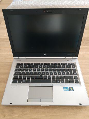 HP EliteBook 8460p i7 4rdzenie/4GB RAM/750GB/Win10 Najmocniejszy