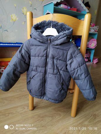 Куртка курточка для хлопчика Benetton 3-4 р