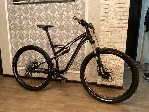 Specialized Camber FSR 29 / Двухподвес / Enduro / Trail / велосипед
