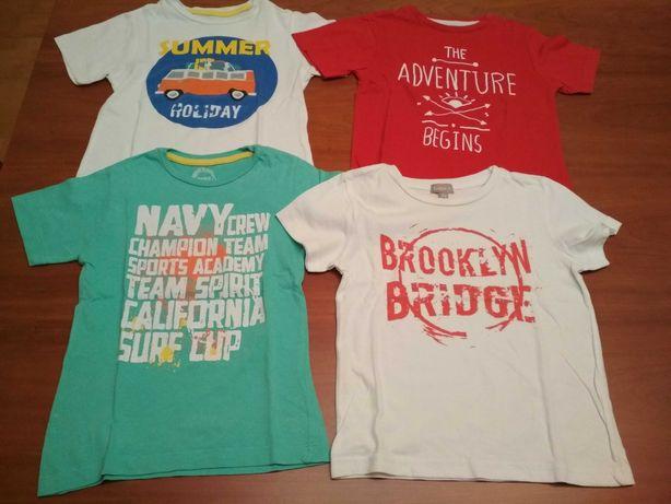 T-shirts e polos menino 3/4 anos
