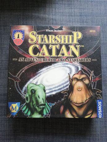 Starship Catan - 2 Jogadores - Raro