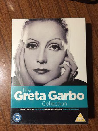 Greta Garbo Collection - DVD - selado