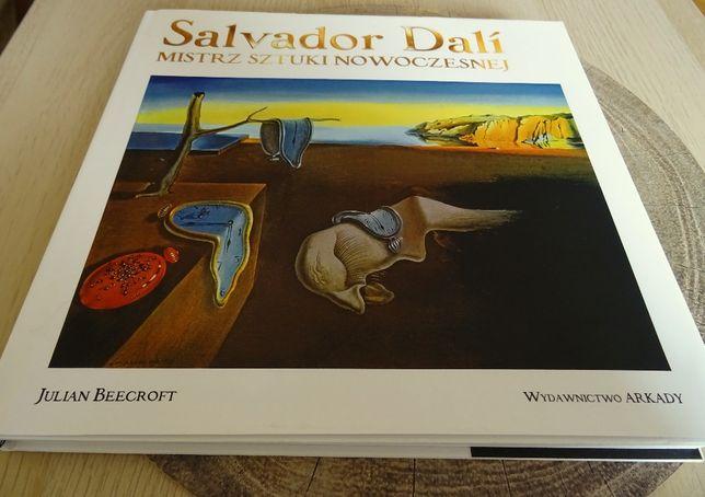 książka salvador dali mistrz sztuli nowoczesnej