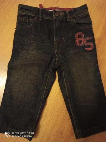Spodnie Tommy Hilfiger roz.12m