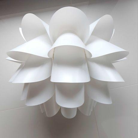 Ikea Knappa lampa żyrandol biała Szczecin Mierzyn