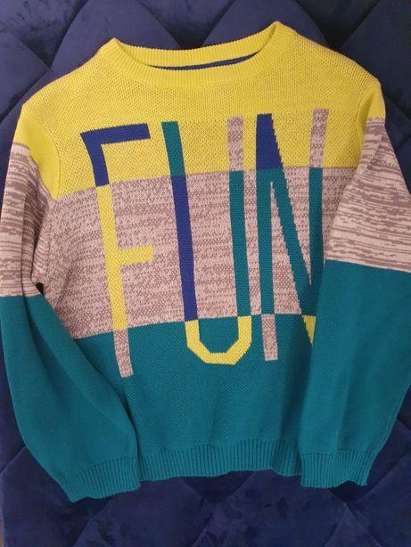 Piękny sweter 5 10 15