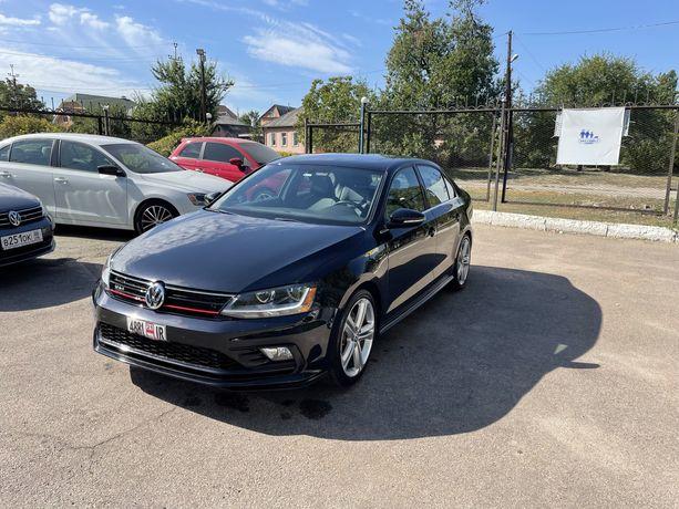 Volkswagen Jetta GLI 2017г. РАСТАМОЖЕНА!!!
