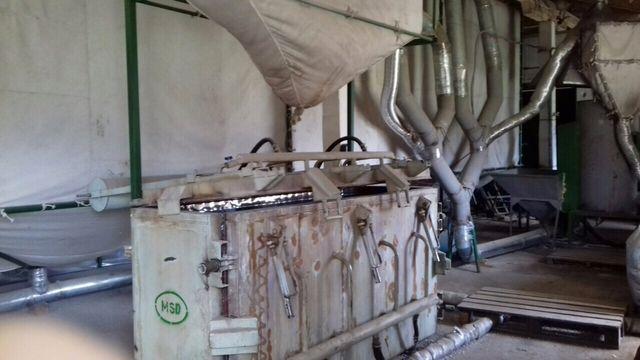 Оборудование по производству пенопласта