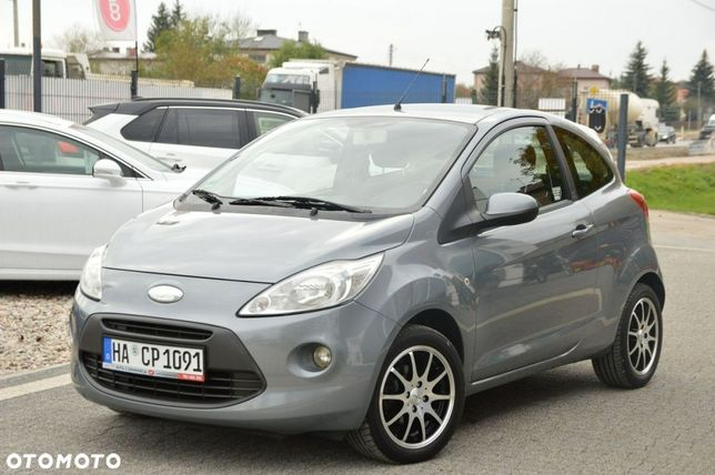 Ford Ka Klima Super Stan