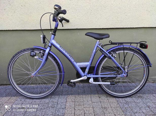 Rower dziecięcy Gazelle 24cale