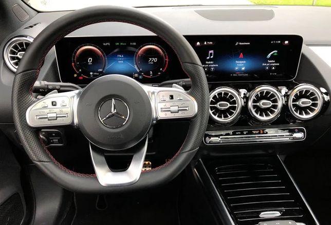 Mercedes NTG6 polski język mapa W177 W118 W247 W167 W907 USA radio