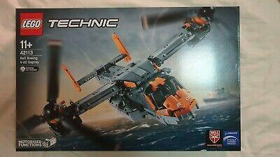 Lego Technic Bell Boeing V-22 Osprey 42113