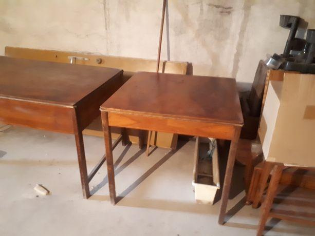 Stary stół.  Antyk