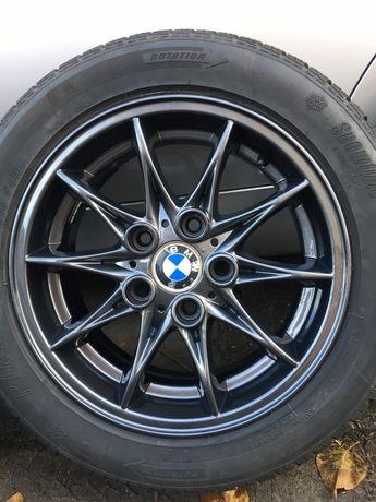 Koła BMW Styling 104 Z4 5x120 16 z oponami zimowymi 205/55 R16