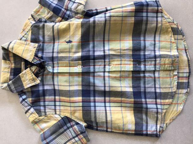Koszula z krótkim rękawem Ralph Lauren