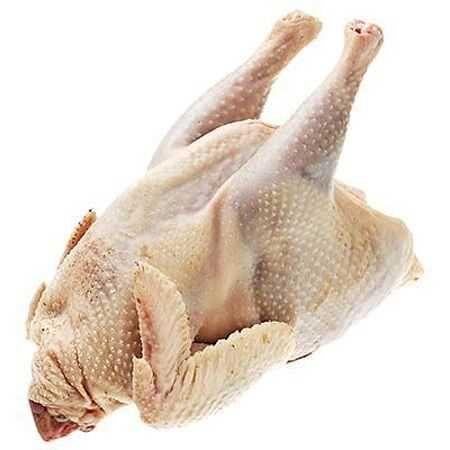 Мясо молодых кур