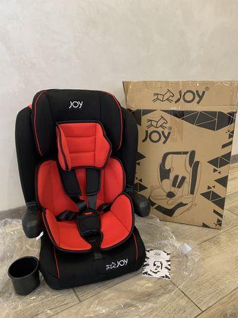 Детское автокресло JOY система ISOFIX, группа 1/2/3, 9-36 кг