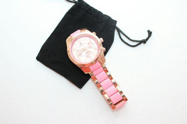 Часы наручные золото розовый