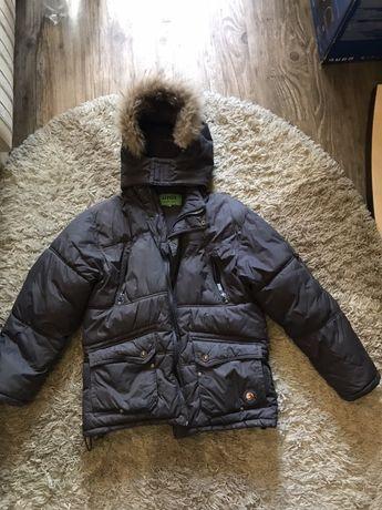 Детская Зимняя Куртка QIQI Пуховик Ветровка