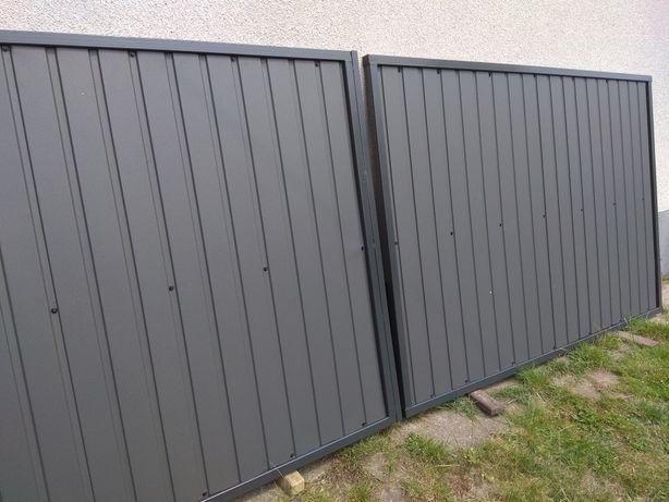 Brama skrzydłowa 4x1,35m